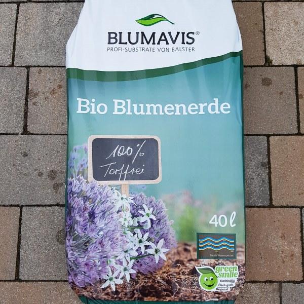 Bio Blumenerde